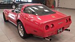 CHEVROLET CORVETTE C3 5.7 Small Block V8 (350ci) cabriolet Rouge occasion - 17 500 €, 98 000 km