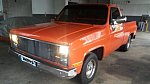CHEVROLET C10 pick-up Orange