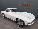 CHEVROLET CORVETTE C2 5.4 Small-Block V8 (327ci) STING RAY coupé Blanc