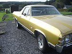 CHEVROLET EL CAMINO III 5.7L V8 (350ci) pick-up Or