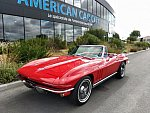 CHEVROLET CORVETTE C2 5.4 Small-Block V8 (327ci) cabriolet