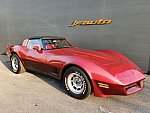 CHEVROLET CORVETTE C3 Bordeaux