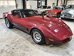 CHEVROLET CORVETTE C3 Bordeaux occasion - 24 900 €, 86 521 km