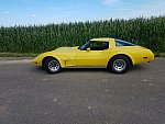 CHEVROLET CORVETTE C3 5.7 Small Block V8 (350ci) LIMITED EDITION coupé Jaune