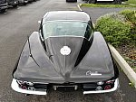 CHEVROLET CORVETTE C2 5.4 Small-Block V8 (327ci) TUXEDO BLACK coupé Noir occasion - 85 900 €, 34 200 km