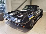 CHEVROLET CORVETTE C2 6.5 Big-Block V8 (396ci) Ready to race compétition Noir occasion