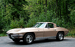CHEVROLET CORVETTE C2 5.4 Small-Block V8 (327ci) coupé Or