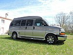 CHEVROLET EXPRESS 5.3L V8 monospace Marron clair