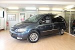 CHRYSLER GRAND VOYAGER 3.3 V6 AWD BVA monospace Bleu