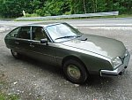 CITROEN CX Athena berline Bronze