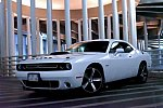 DODGE CHALLENGER III R/T SHAKER coupé Blanc occasion