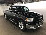 DODGE RAM IV 1500 SLT pick-up Noir