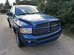 DODGE RAM III 5.7L Hemi SLT pick-up Bleu