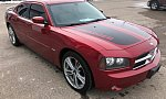 DODGE CHARGER VI R/T berline Rouge