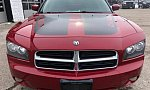 DODGE CHARGER VI R/T berline Rouge occasion - 17 500 €, 104 600 km