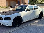 DODGE CHARGER VI R/T HEMI berline Blanc
