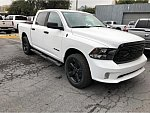 DODGE RAM V CREW SLT CLASSIC BLACK PACKAGE  pick-up occasion - 67 900 €, 500 km