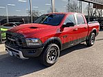 DODGE RAM IV 1500 CREWCAB REBEL AIRSUSPENSIONS pick-up