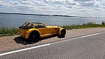 DONKERVOORT D8 Cosworth cabriolet Jaune occasion