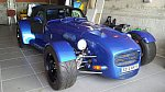 DONKERVOORT D8 Cosworth Full option cabriolet Bleu occasion