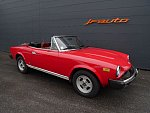 FIAT 124 II Spider 1.4 Turbo Multi Air 140 ch cabriolet Rouge
