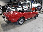FIAT 124 II Spider 1.4 Turbo Multi Air 140 ch cabriolet Rouge occasion - 15 000 €, 72 900 km