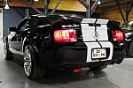 FORD MUSTANG V (2005-14) Serie 1 Shelby GT500 coupé Noir occasion - 49 900 €, 30 900 km