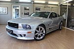 FORD MUSTANG V (2005-14) Serie 1 Saleen S 281 coupé Argent