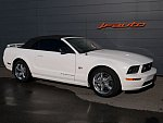 FORD MUSTANG V (2005-14) Serie 1 GT PREMIUM cabriolet Blanc occasion