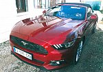 FORD MUSTANG VI (2015) EcoBoost 2.3 317 ch cabriolet