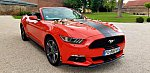 FORD MUSTANG VI (2015) V6 cabriolet Orange clair occasion