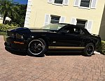 FORD MUSTANG V (2005-14) Serie 1 GT SHELBY GT-HERTZ cabriolet Noir occasion - 53 000 €, 65 000 km