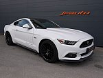 FORD MUSTANG VI (2015) GT 421 ch coupé Blanc occasion