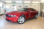 FORD MUSTANG V (2005-14) Serie 2 V6 4.0 PREMIUM coupé Rouge occasion
