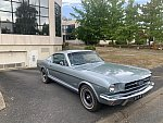 FORD MUSTANG I (1964-73) 4.7L V8 (289 ci) Fastback  coupé Gris occasion