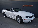 FORD MUSTANG V (2005-14) Serie 1 GT PREMIUM cabriolet Blanc