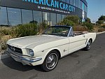 FORD MUSTANG I (1964-73) 4.7L V8 (289 ci) cabriolet occasion