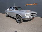 FORD MUSTANG I (1964-73) FASTBACK coupé Argent occasion