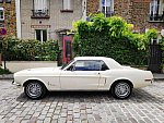 FORD MUSTANG I (1964-73) 4.9L V8 (302 ci) coupé Beige