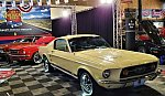 FORD MUSTANG I (1964-73) 6.4L V8 (390 ci) Fastback GTA 390ci coupé Ivoire