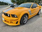FORD MUSTANG V (2005-14) Serie 1 Roush Stage 3 coupé Orange