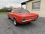 FORD MUSTANG I (1964-73) 4.7L V8 (289 ci) coupé Rouge occasion - 36 900 €, 5 000 km