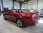 FORD MUSTANG V (2005-14) Serie 1 GT cabriolet Bordeaux occasion - 26 900 €, 93 250 km
