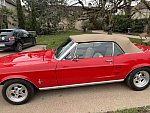 FORD MUSTANG I (1964-73) 4.9L V8 (302 ci) cabriolet Rouge occasion - 39 500 €, 82 700 km