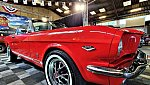 FORD MUSTANG I (1964-73) 4.7L V8 (289 ci) GT PACK CODE A cabriolet Rouge