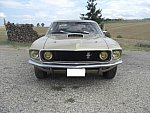 FORD MUSTANG I (1964-73) 4.7L V8 (289 ci) coupé Bronze occasion - 35 000 €, 90 000 km