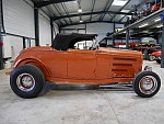 FORD Roadster A 32 HOT ROD Orange occasion - 52 500 €, 5 000 km