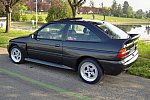 FORD ESCORT Mk V RS Cosworth T25 HTT berline Noir