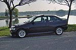FORD ESCORT Mk V RS Cosworth T25 HTT berline Noir occasion - 41 500 €, 110 000 km