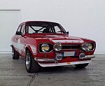 FORD ESCORT Mk I RS 2000 100 ch compétition Rouge occasion